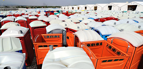 Champion Portable Toilets in Hallandale Beach,  FL